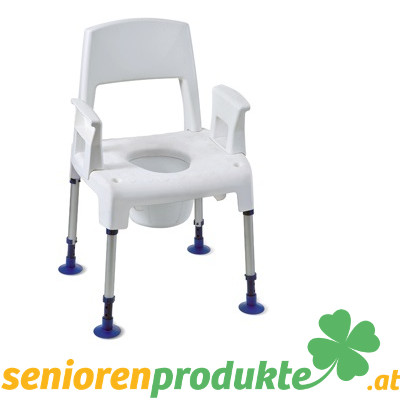 Toiletten-Duschstuhl Pico Invacare