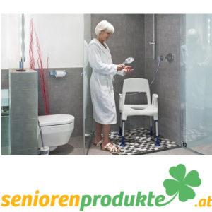 Toiletten und Duschstuhl Pico Invacare
