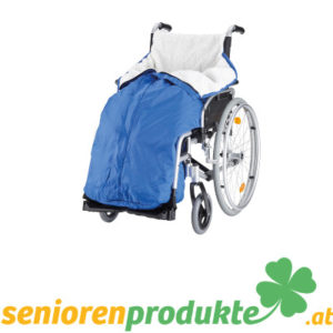 Rollstuhl Schlupfsack Bischof und Bischof